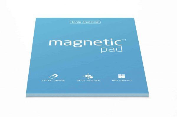 Magnetic Pad Blue