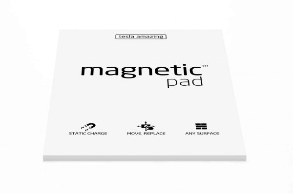 Magnetic Pad White