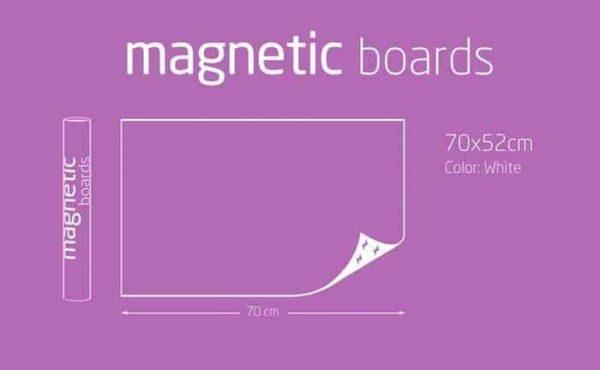 Magnetic Erasable Board
