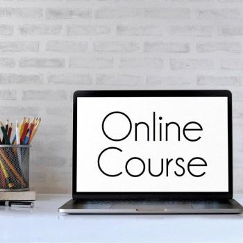 canberra web design online course